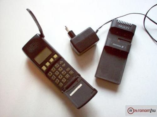 ERICSSON GH-198 rádiótelefon