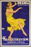Tánc plakát