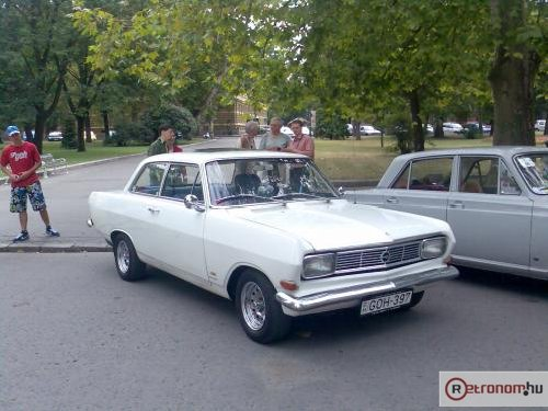 Opel Record B