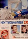 SR fogkrém reklám