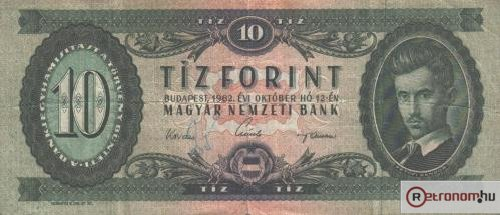 Tíz forint