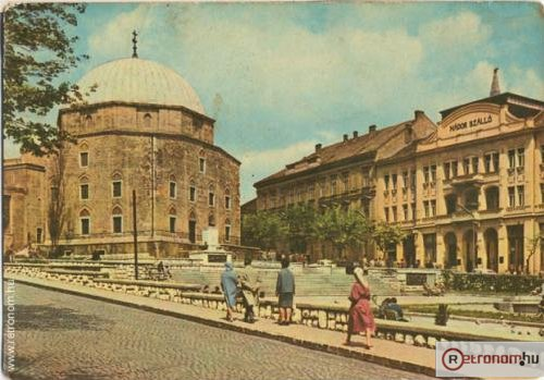 Pécs Széchenyi tér
