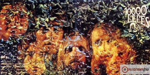 Omega együttes LP-je