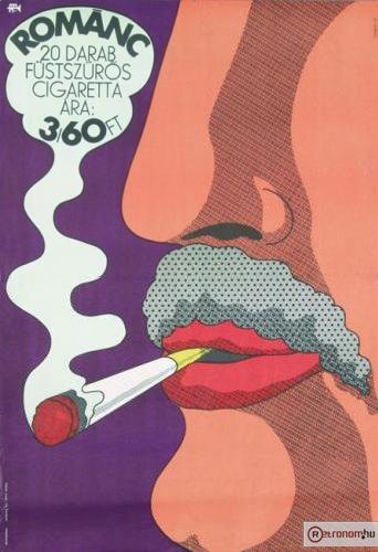 Románc cigaretta