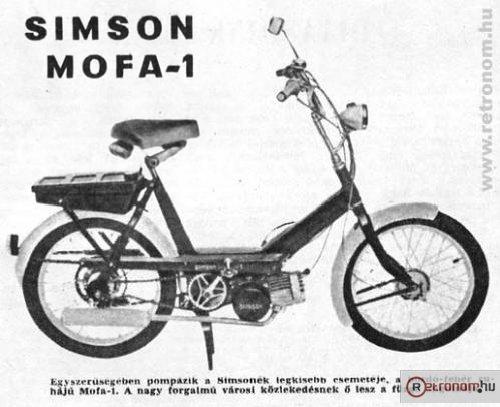 simson mofa 1. Black Bedroom Furniture Sets. Home Design Ideas