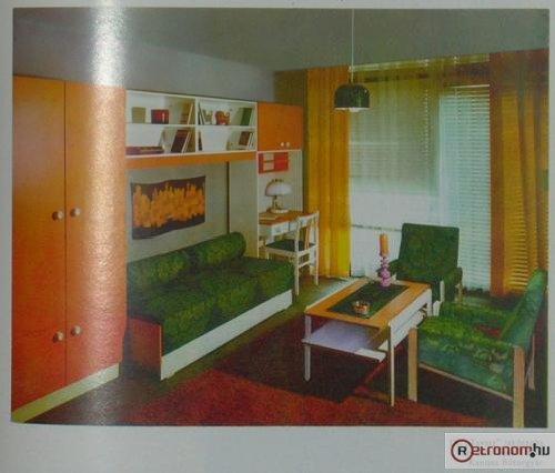 Kanizsa Bútorgyár Tavasz lakószoba