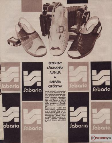 Sabaria cipőgyár