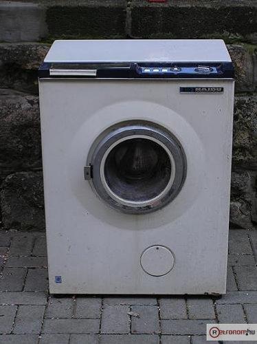 HAJDU BIO-SZUPERAUTOMATA mosógép