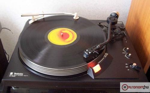 Technics lemezjátszó SL-2000