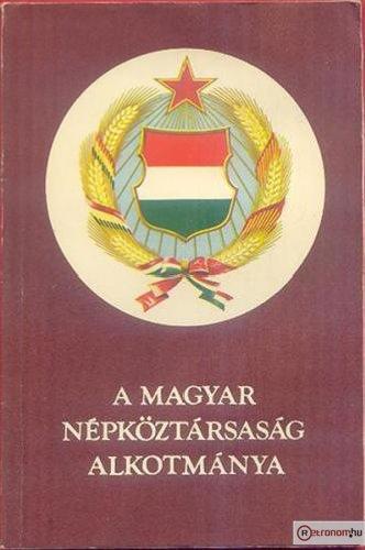 Magyar Népköztársaság Alkotmánya