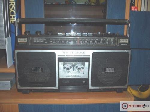 Philips rádiósmagnó