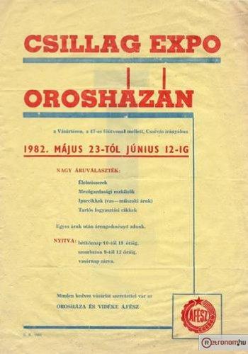 Csillag Expo Orosháza