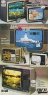 ITT televízió és más típusok