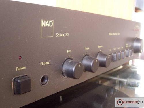 NAD 3020 int. erősitő