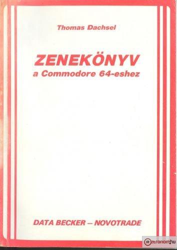 Commodore 64 számítógép kezelési utasítás - zeneszerkesztés
