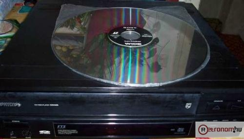 Philips Laserdisc