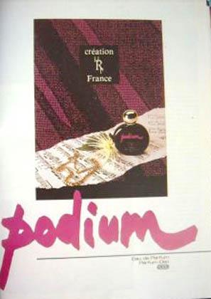 Podium parfüm