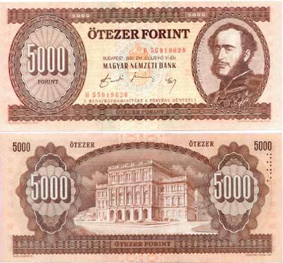 Ötezer Forint