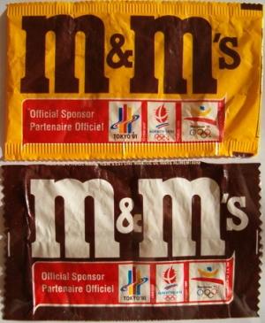 m&m s csokoládé
