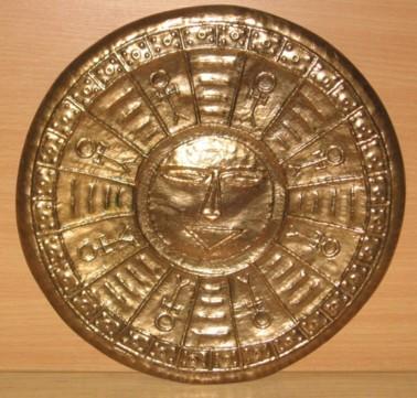 bronz falidísz
