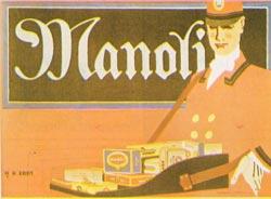 Manoli cigaretta