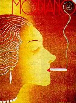 Modiano cigaretta