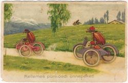 Pünkösdi képeslap