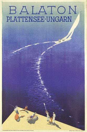Balaton plakát