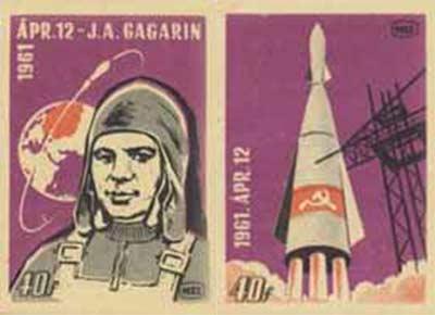 Gagarin gyufa