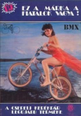 Csepel BMX kerékpár