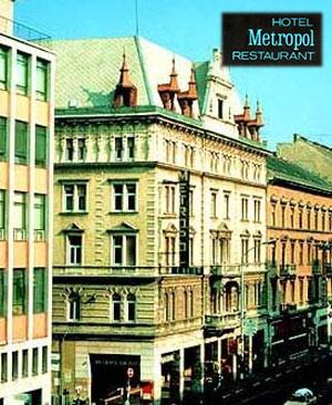 Hotel Metropol Budapest