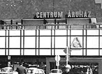Centrum Áruház - Eger