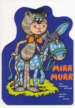 Mirr-Murr mesekönyv