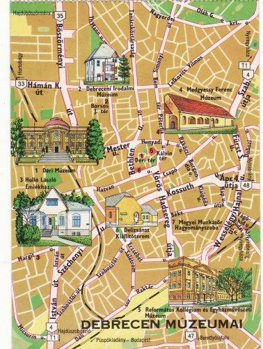 Debrecen múzeumai