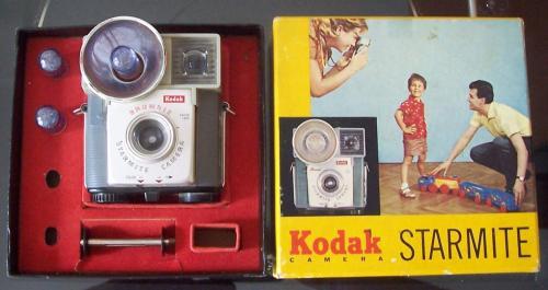 Kodak Starmite Brownie camera