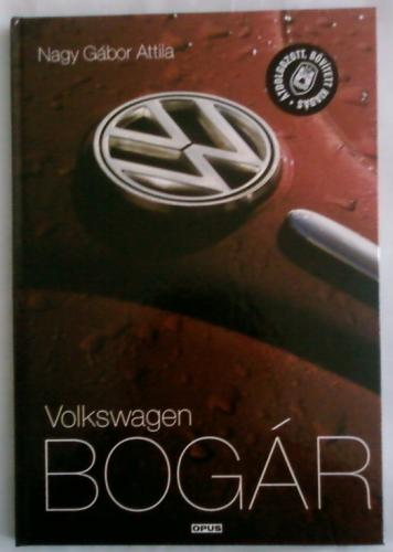 Volkswagen Bogár c. könyv