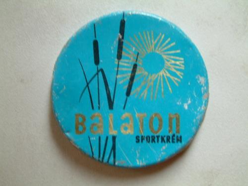Balaton sportkrém