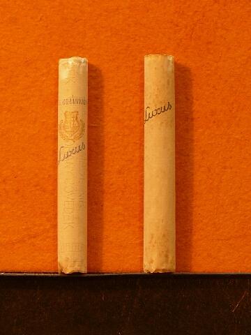 Luxus cigaretták