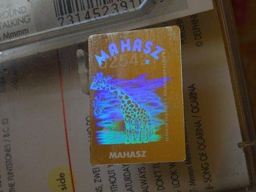 MAHASZ Hologramos Matrica