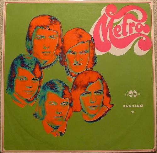 Metro lemez