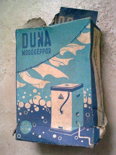 Duna mosópor