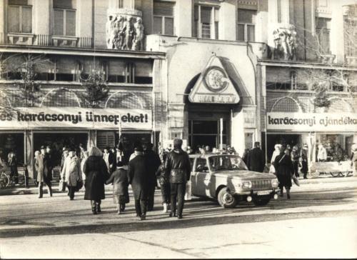 Szombathely Centrum Karácsonyi vásár