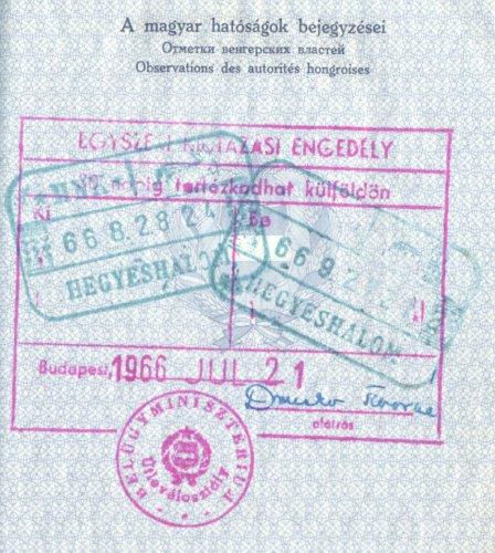 Utazási engedély