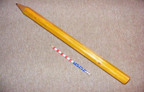 Óriás ceruza