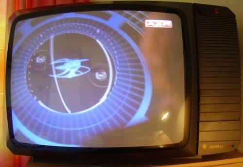 Orion Capri-Tx  televízió
