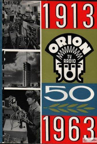 ORION 50 ÉVES