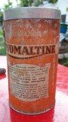 Ovomaltine erősítő tápszer