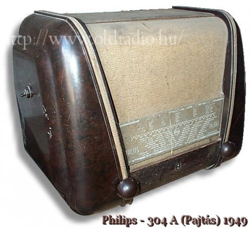 Philips - 304 A (Pajtás) 1949