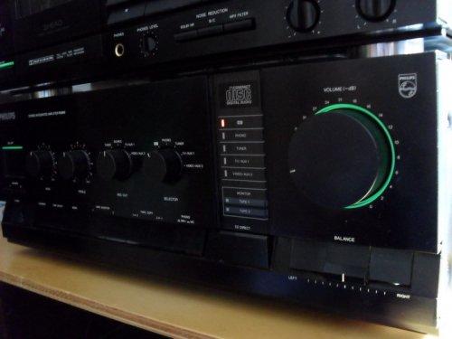 Philips FA960 integrált sztereo erősítő