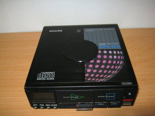 Philips discman - CD10